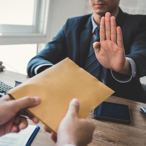 Πιστοποίηση UCERT | ISO 37001 Σύστημα Διαχείρισης κατά της Δωροδοκίας