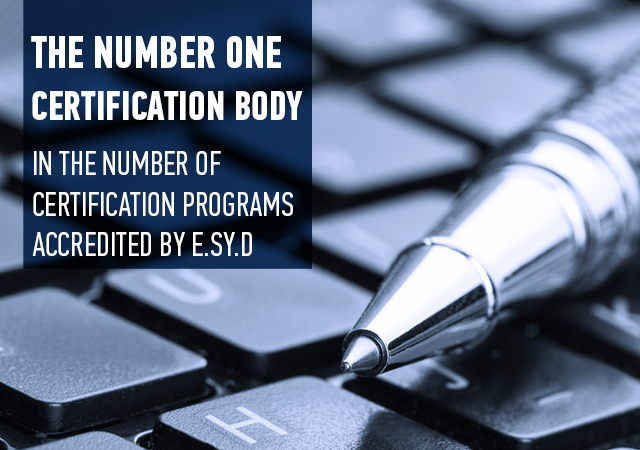 UCERT | UCERT The Number One Certification Body in the number of Certification Programs